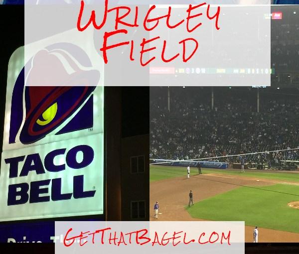 Wrigley Pin - Chicago Highlight: Wrigley Field