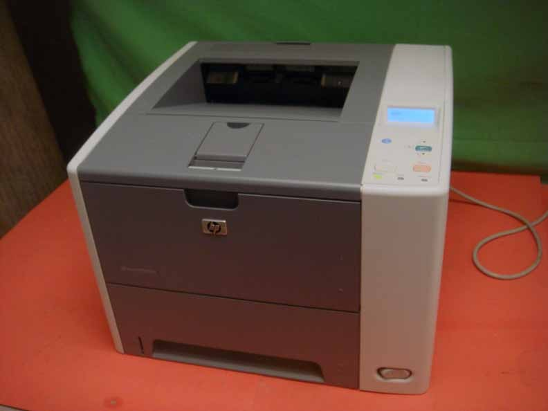 Hp Laserjet P3005 P3005dn Duplex Network Printer Q7815a