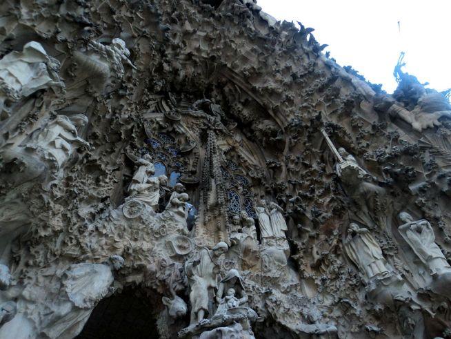 Step inside La Sagrada Família Gaudí's masterpiece