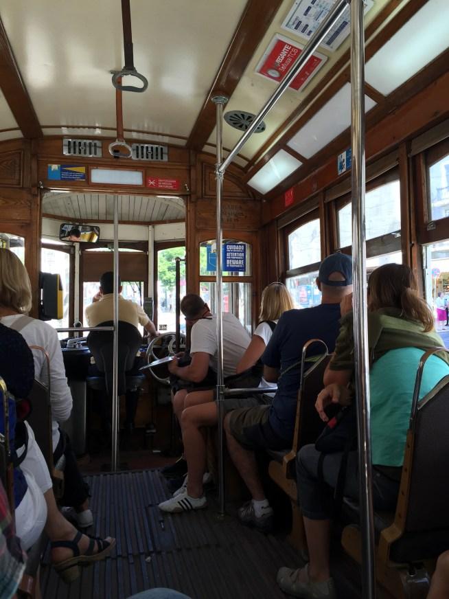 28 tram Lisbon
