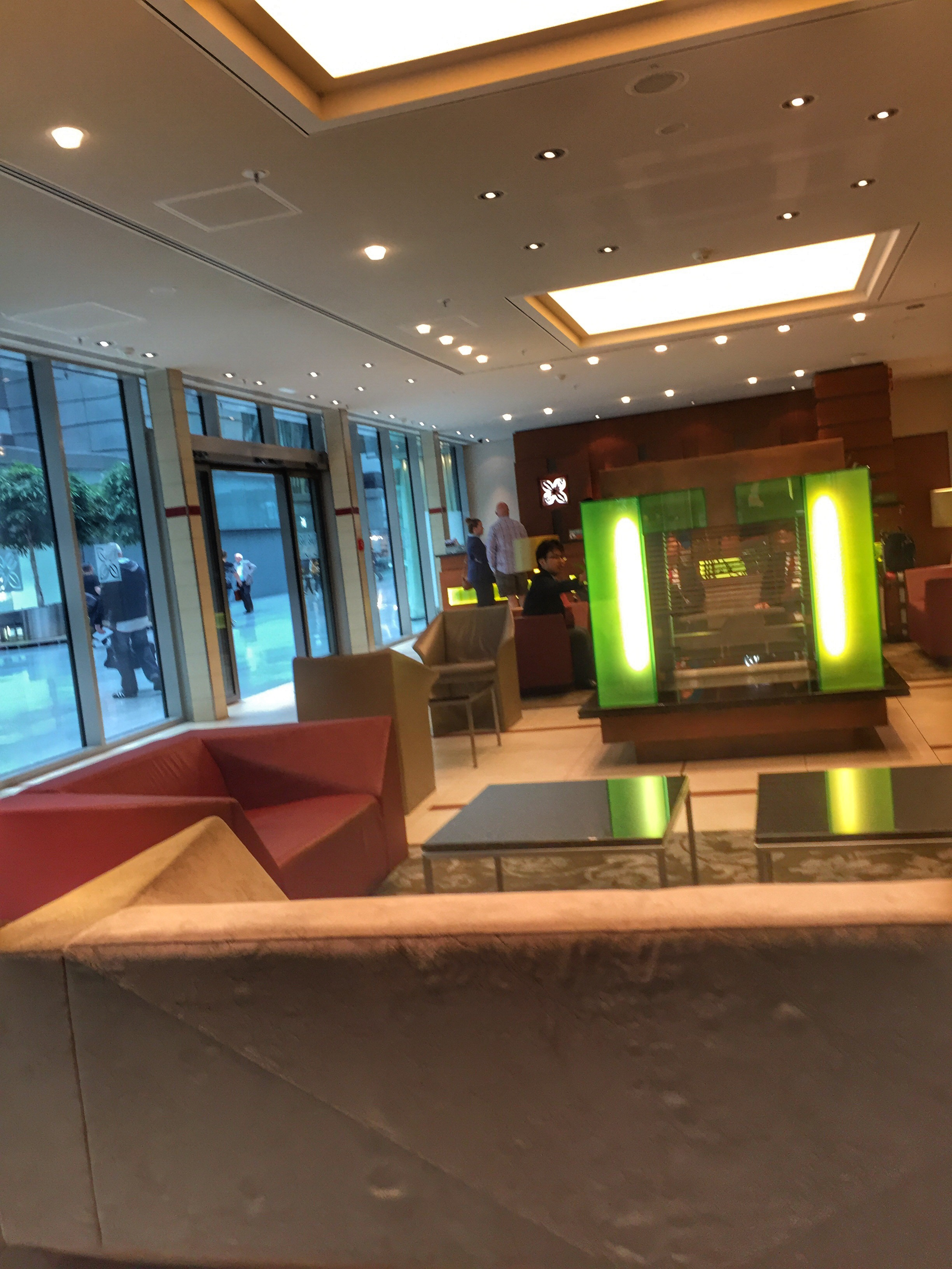 Hotel Inside Frankfurt Airport Hilton Garden Inn Getting Close To