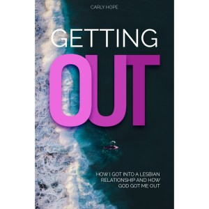 Image of GETTING OUT Paperback Cover