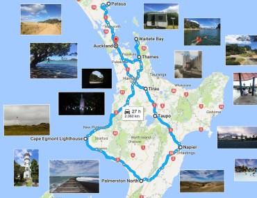Kiwi Summer Road Trip