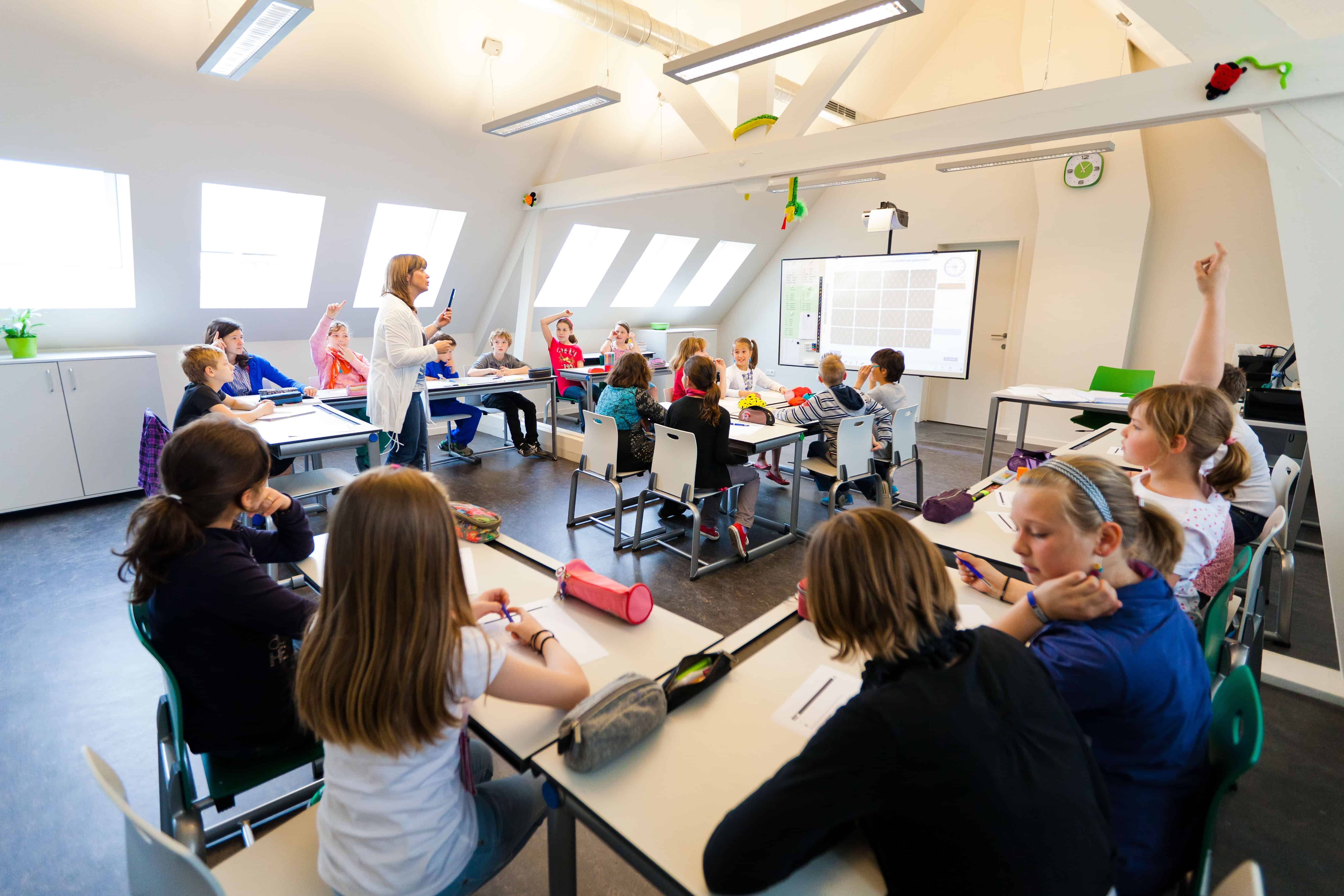 4 Key Elements Of 21st Century Classroom Design