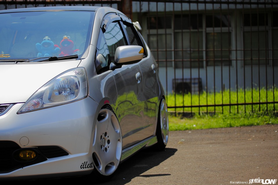 Rizky Randy 2010 Honda Jazz RS