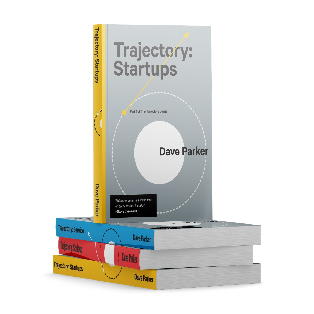 Trajectory Series book for Startup Companies
