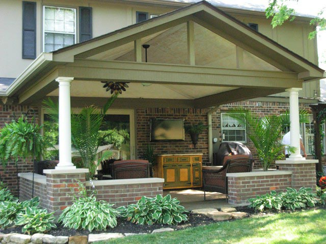 Porches and Decks Archives - Gettum Associates, Inc. on Add On Patio Ideas  id=77939