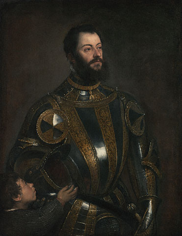 A Titian in Good Condition - Peter Kerber