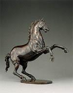 Rearing Horse / de Vries
