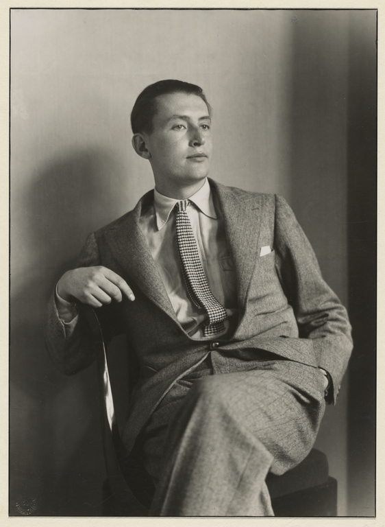 Publishing executive 1929