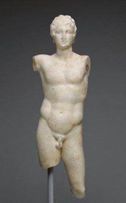 Statuette of Alexander