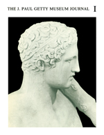 The J. Paul Getty Museum Journal: Volume 1/1974