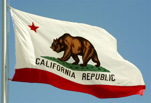 California joined Union with Bear Flag - California State FlagGettysburg  Flag Works Blog