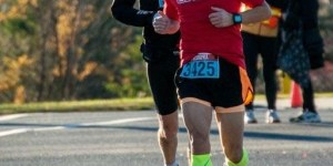 Angus Glen half marathon, my running life