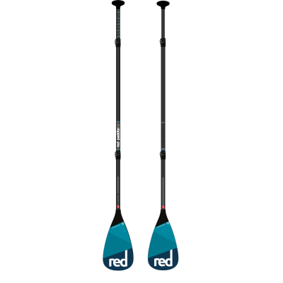 Red Paddle Co Carbon-Carbon Vario Travel 3pc Paddle LeverLock