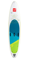 red paddle Voyager 12'6 MSL - iSUP