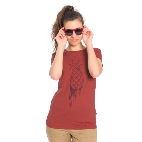 bleed-clothing-1646f-pineapple-t-shirt-damen-rot-studio-01