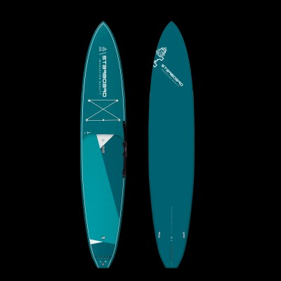 2021 STARBOARD SUP 12'6 X 28 GENERATION CARBON TOP - 2