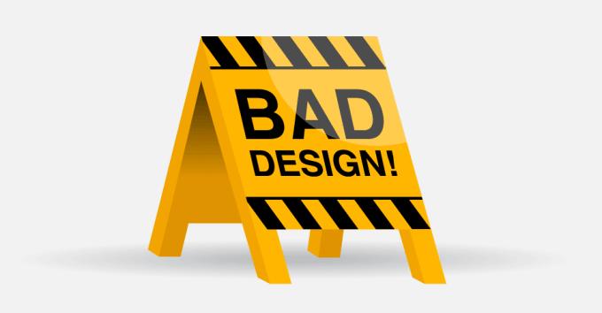 bad web designers
