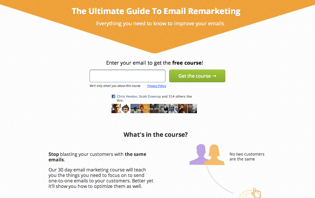 dedicated-email-marketing-landing-page