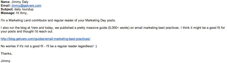 marketing land email