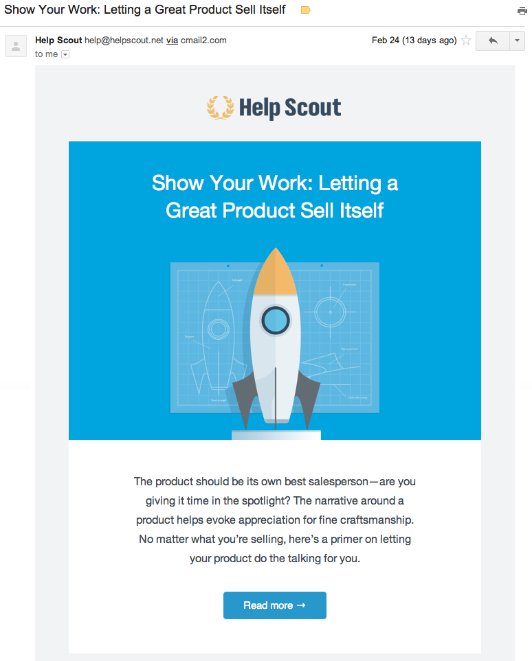 helpscout email example