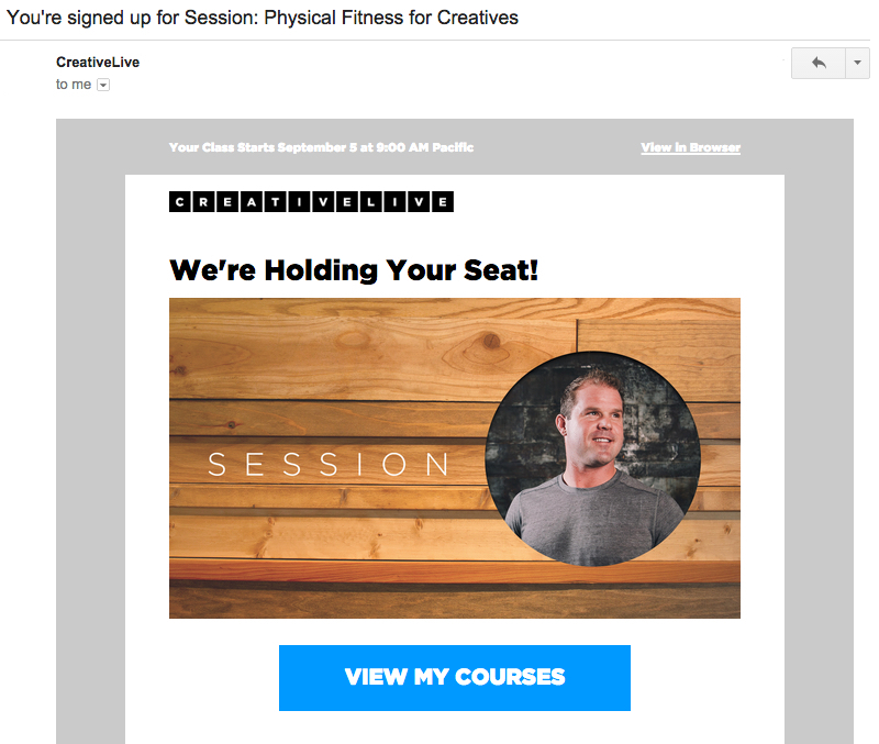creative-live email best practices