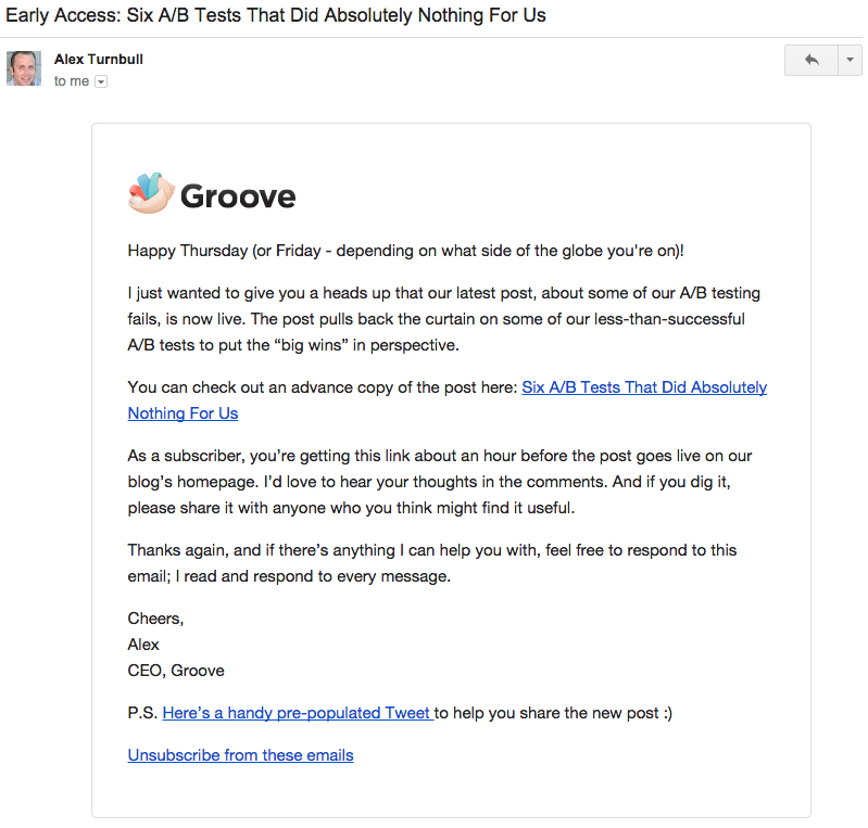 groove-early-access-email-marketing