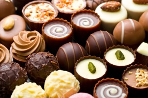chocolate candy - cravings