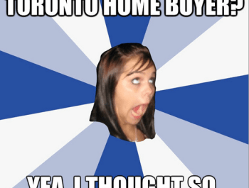 toronto home buyer