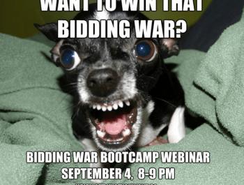 Bidding war boot camp