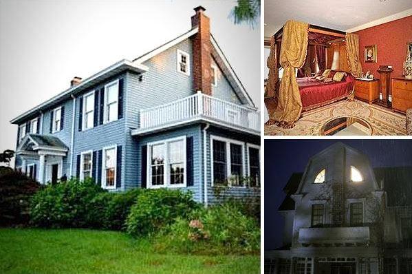 Amityville Horror Movie House - $1,300,000