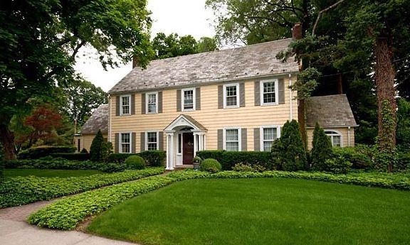 Authentic Sleepy Hollow House -