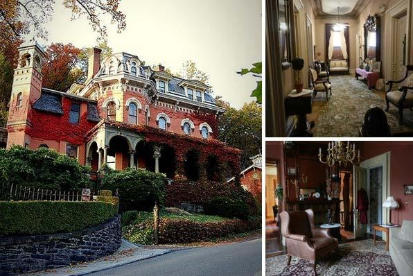 Harry Packer Mansion - $1,750,000