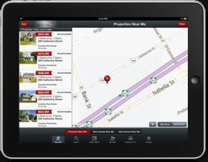 realtor.ca app