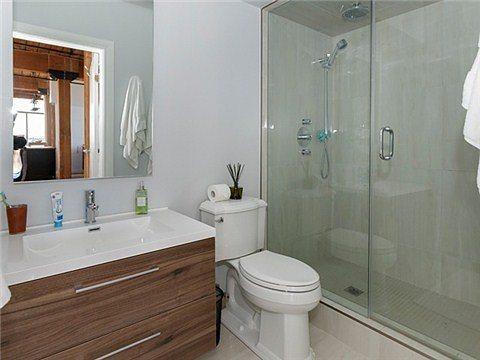 Toronto Noble Street Loft for Sale Bathroom