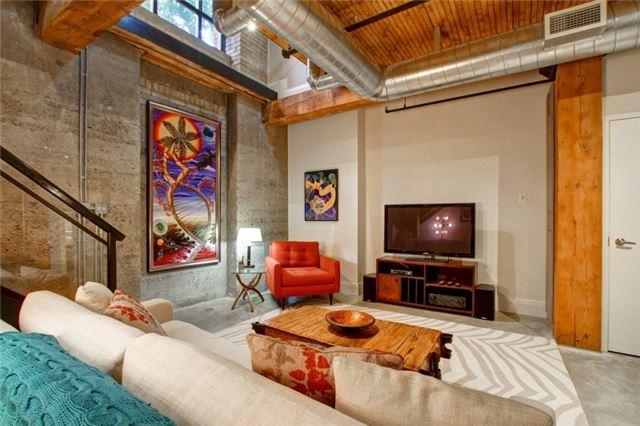 Lofts Toronto Riverdale