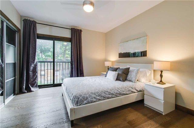 Amazing Master Bedroom Toronto Beach House