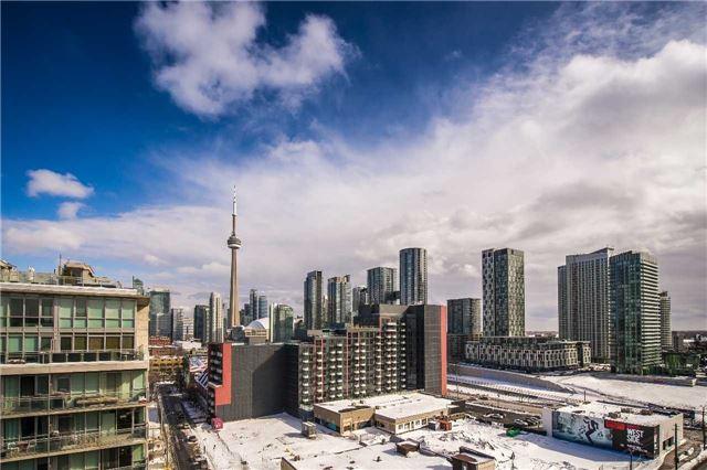 Toronto Thompson Hotel Condo