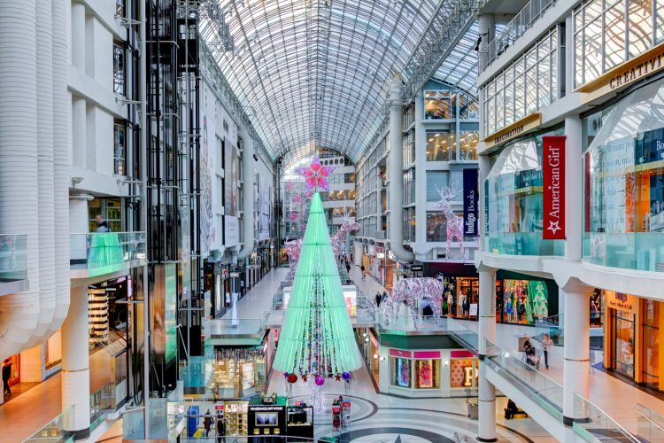 Eatons Centre Christmas