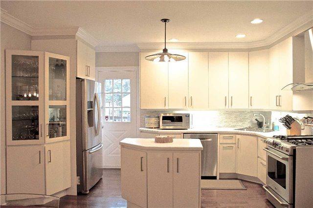 Upper Beach Renovated Kitchen