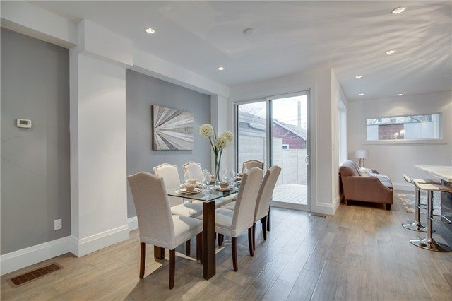 Leslieville Stunning Home for Sale