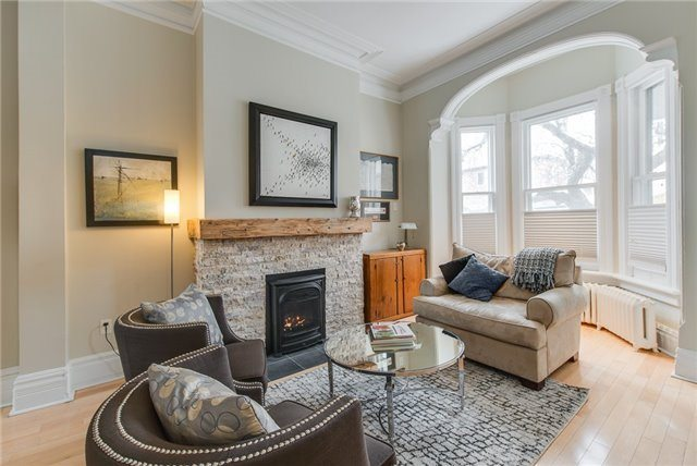 Trinity Bellwoods Toronto Victorian for sale