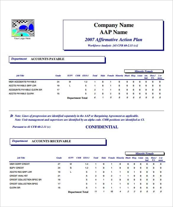 8 Action plan templates Word Excel PDF Formats – Action Plan Templates Word