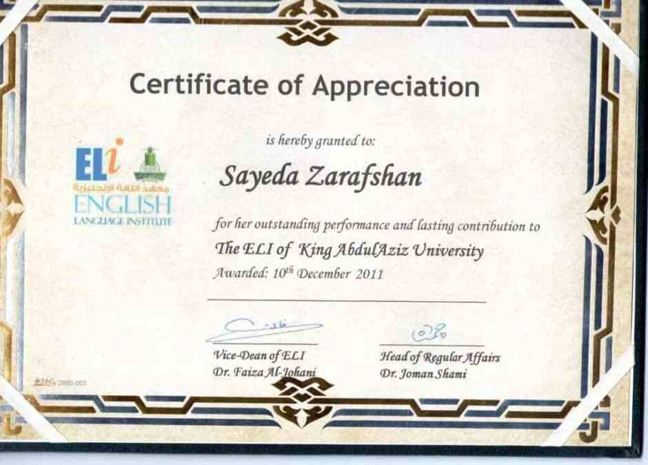 10 certificate of appreciation templates word excel pdf formats certificate of appreciation image 9 yadclub Choice Image