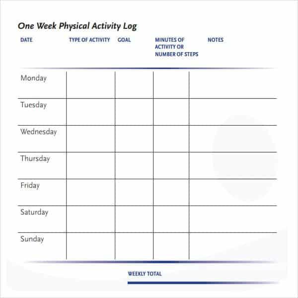 work activity
