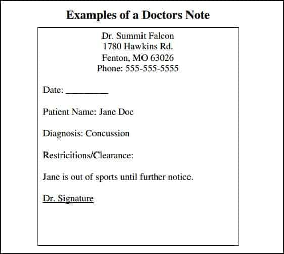 doctor note image 6
