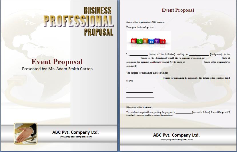 microsoft proposal templates