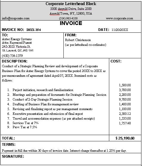 9+ invoice templates - word excel pdf formats, Invoice templates