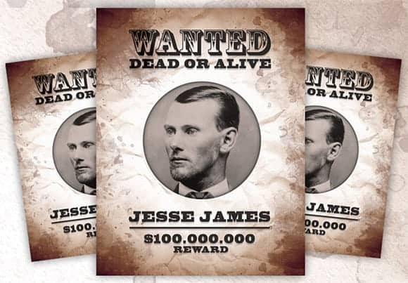wanted poster image 7
